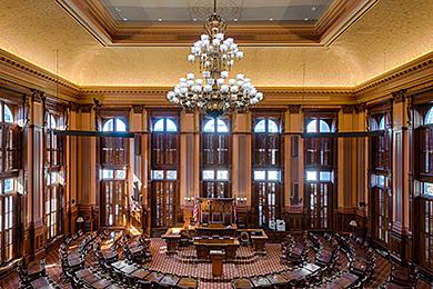 GA  Capitol