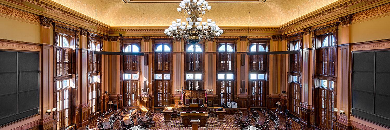 Georgia Capitol interior